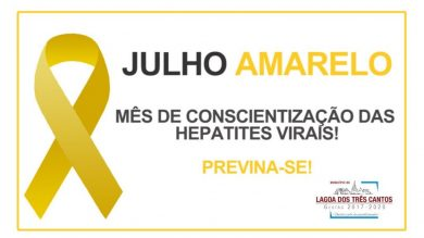 28 DE JULHO – DIA MUNDIAL DE COMBATE ÁS HEPATITES VIRAIS