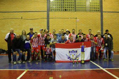 FINAL DO FUTSAL FECHADO 2019