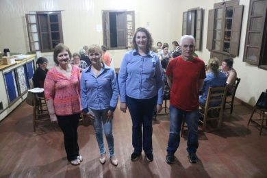 1º JOGO DO CAMPEONATO FEMININO DE CANASTRA