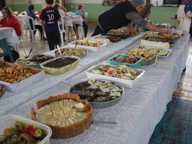 Café com Convidadas na Comunidade de Linha Glória