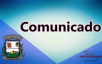 LEILÃO PÚBLICO DOS BENS DE PROPRIEDADE DO MUNICÍPIO DE LAGOA DOS TRÊS CANTOS