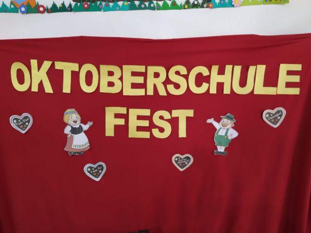 Oktober Schule Fest – Festival de Outubro na Escola