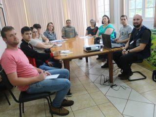 CENSO 2020 – REUNIÃO DA COMISSÃO MUNICIPAL COM IBGE