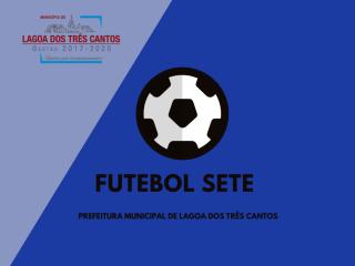 RESULTADO 6ª RODADA MUNICIPAL FUTEBOL SETE-SOCIETY-2019/2020