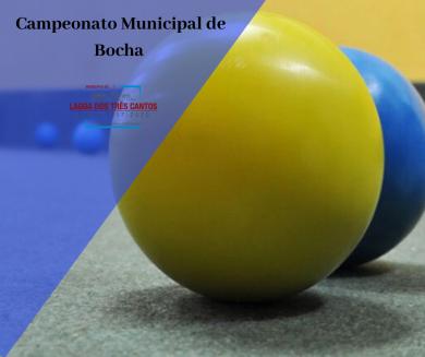 RESULTADO 3ª RODADA MUNICIPAL DO CAMPEONATO DE BOCHA-2020