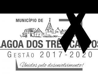 Decretado Luto Oficial em decorrência do falecimento do Servidor Sandro Arnhold.
