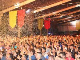 Abertura Oficial da 19ª Lagoa Fest foi um sucesso!!