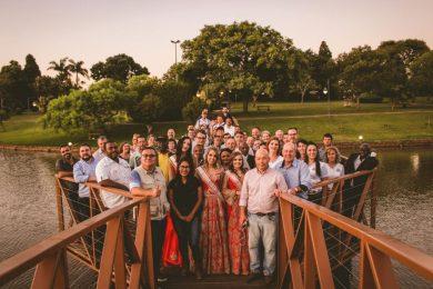 Lagoa dos Três Cantos recebe grupo de turistas que estiveram na Expodireto Cotrijal/2020