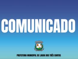 NOVO HORÁRIO DE EXPEDIENTE NA PREFEITURA MUNICIPAL EM FUNÇÃO DA PANDEMIA DO COVID-19