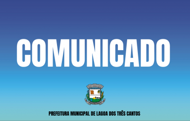 DECRETO DISPÕE SOBRE MEDIDAS DE PREVENÇÃO E ENFRENTAMENTO AO CORONAVÍRUS (COVID-19) NO MUNICÍPIO DE LAGOA DOS TRÊS CANTOS