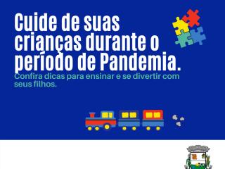 COMO A FAMÍLIA PODE AJUDAR AS CRIANÇAS NESTE PERÍODO DE PANDEMIA?