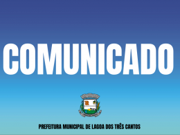 Edital de Audiência Pública para avaliação e cumprimento das metas fiscais do 1º quadrimestre de 2020