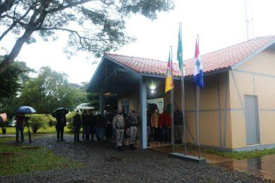 GRANDE INVESTIMENTO EM SEGURANÇA PÚBLICA EM LAGOA DOS TRÊS CANTOS