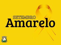 Setembro Amarelo – 10 de Setembro é o Dia Mundial de Prevenção ao Suicídio