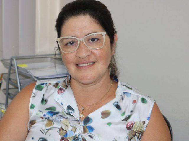 Secretária Marisa destaca rotina na Saúde do município