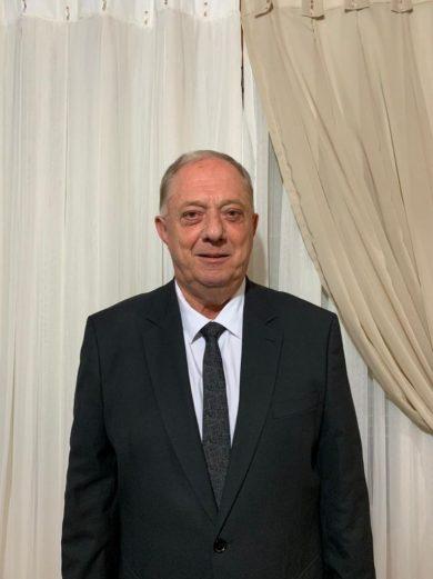 Vice-prefeito Frantz é internado na UTI