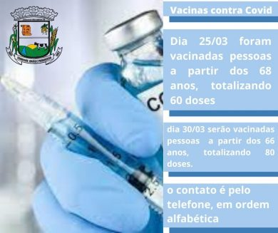 Fonte: Secretaria da Saúde/Ala Covid