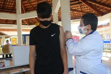 Feriado foi de vacinação contra H1N1 em Lagoa dos Três Cantos