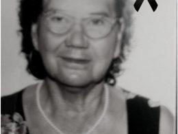 Servidora aposentada de Lagoa dos Três Cantos faleceu aos 81 anos