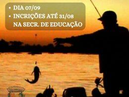 """4ª edição da """"Pesca na Lagoa"""""""
