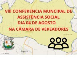 Conferencia Municipal de Assistência Social