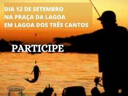 4º Festival da Pesca na Lagoa será neste domingo