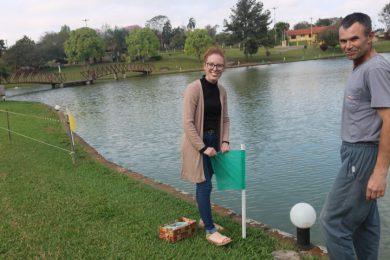 Preparativos finais para a 4ª edição da Pesca na Lagoa