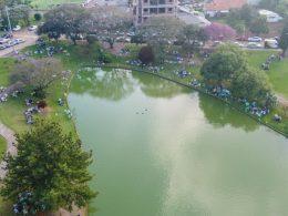 4ª edição da Pesca na Lagoa teve grande público