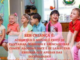 Homenagem do Município de Lagoa dos Três Cantos pela passagem do Dia das Crianças
