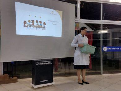 SMECTDL realiza Formação Continuada para profissionais das escolas municipais