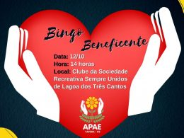 4º Bingo Beneficente da APAE